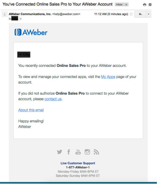 how to avoid double opt in aweber